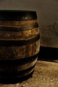 old-beer-barrel